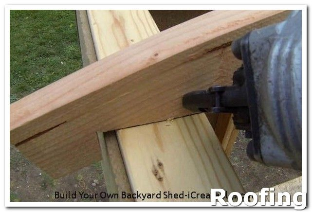 Roofing How To When Signing A Contract With A Roofer Check For The Small Print About Material Costs And L Building A Shed Roof Building A Shed Shed Roof