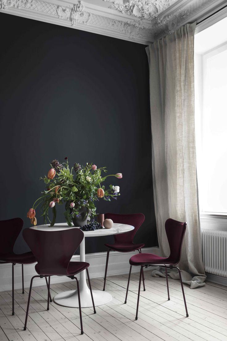 Emma Fisher for Fritz Hansen - via Coco Lapine Design blog