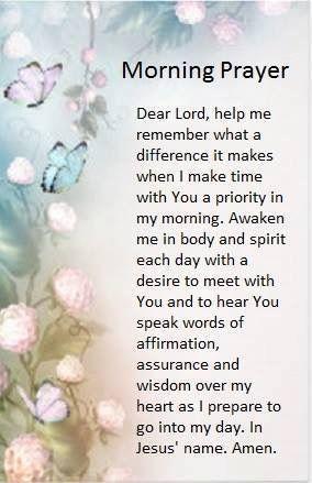 A beautiful prayer, thank you my sweet Debbie N. Ly