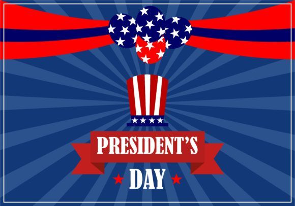 President Day America Logo Vector Graphic By Deemka Studio Creative Fabrica