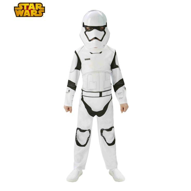 Déguisement Stormtrooper - Star Wars® #déguisementsenfants #costumespetitsenfants #nouveauté2015 #StarWars #TheForceAwakens
