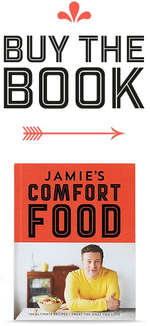 I like that this book features comfort foods from many different cultures - not just North America.