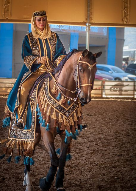 Arabian Horse in costume | Flickr
