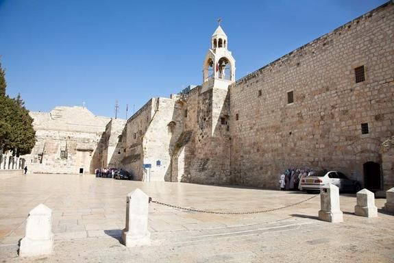 "The Church of the Nativity, venerated by Christians as the birthplace of Jesus, may become a World Heritage Site, if the committee deems it holds ""outstanding universal value"" as part of the world's natural and cultural heritage. It would be the first such site in the Palestinian Territories.  [Image Album: In Photos: The Birthplace of Jesus - Jeanna Bryner, LiveScience Managing Editor - Date: June 15, 2012 Time: 01:18 PM ET]"