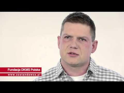 Kampania społeczna- Zostań Dawcą Fundacja DKMS Polska