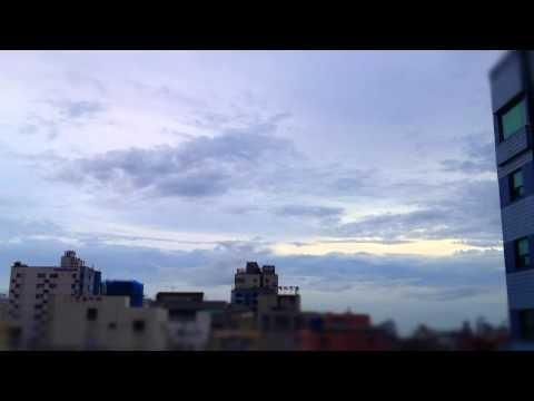 TimeLapes - SKY of JEJU in Yeon-dong | 타임랩스 - 연동에서 바라본 제주의 하늘