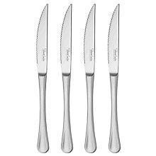 Buy Robert Welch RW2 Satin Steak Knives, 4 Piece Online at johnlewis.com