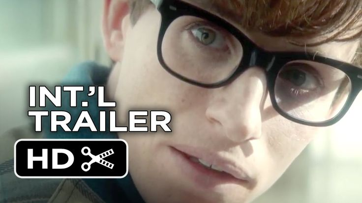 The Theory of Everything Official International Trailer #1 - Eddie Redmayne Movie