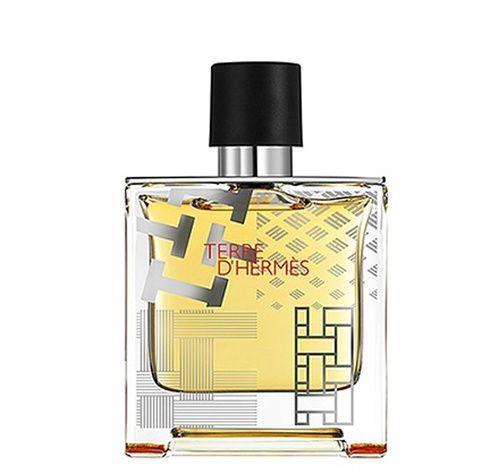 Le parfum pour homme Terre d'Hermès édition limitée Flacon H