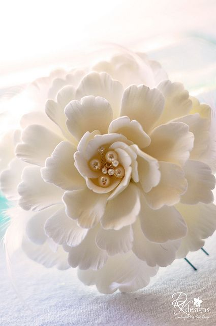 Gumpaste Peony beautiful flowers for all occasions!