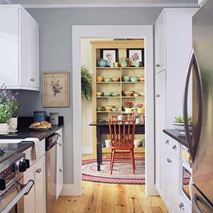 11 Best Images About Galley Kitchen With Dining Connections On Pinterest Entrance Ways Aunt