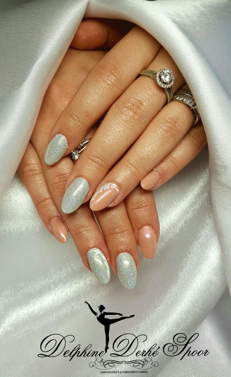 1000 id es propos de ongles en acrylique naturelle sur pinterest ongles acryliques - Vernis sur peinture acrylique ...