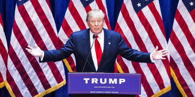Congrats, America! Donald Trump Is Now A Presidential Front-runner
