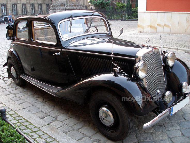 Mercedes-Benz 170V W136 Cabrio-Limousine 1937