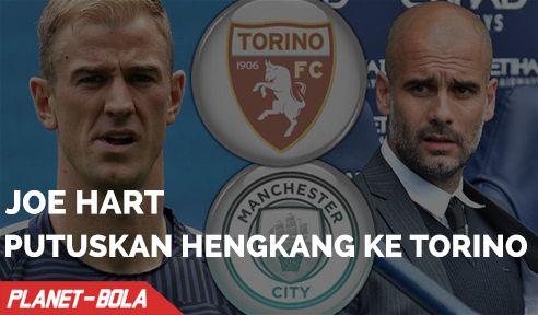 Torino Tertarik Tampung Hart
