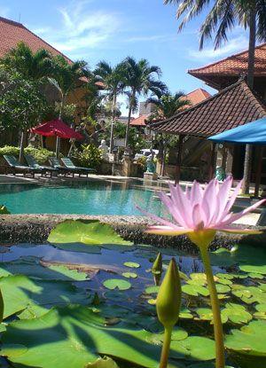 Puri Rai Hotel Pool View