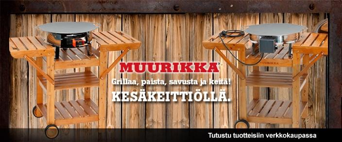 Muurikka Finnish BBQ