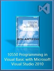 10550 Programming in Visual Basic with Microsoft Visual Studio 2010 Microsoft…