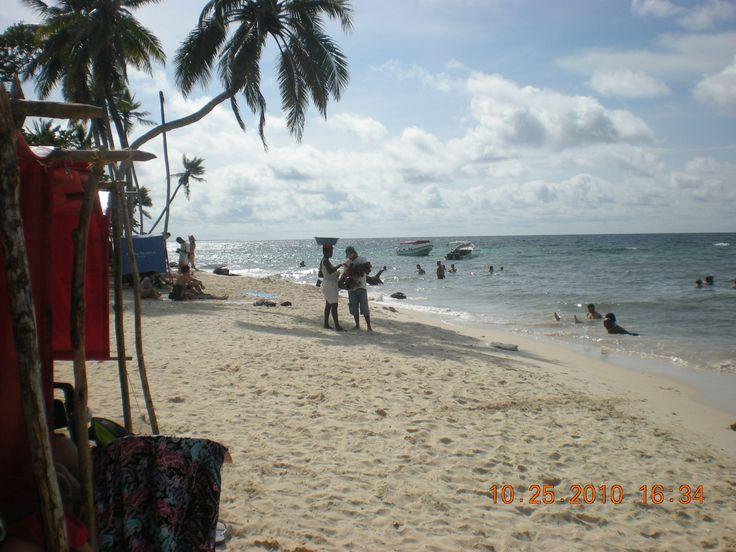 Cartagena - Colombia - Playa Blanca Barú