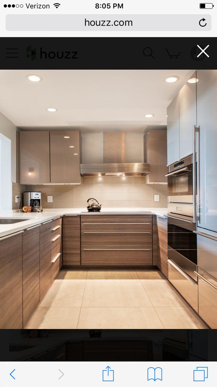 Las 25 mejores ideas sobre gabinetes de cocina color for Gabinetes modernos