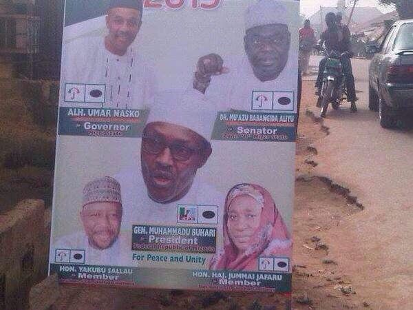 agathachibuike's Blog: Photo: Does is it mean GEJ is not getting support ...