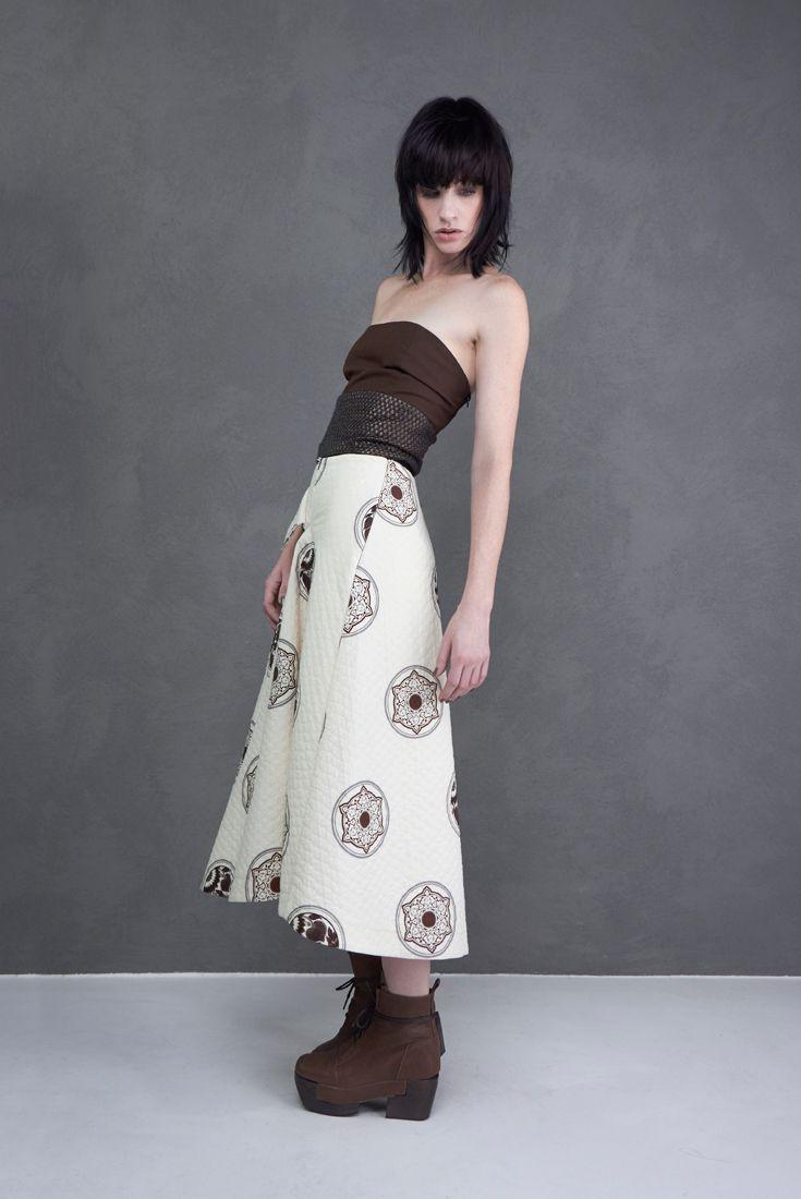 High waist skirt Malloni