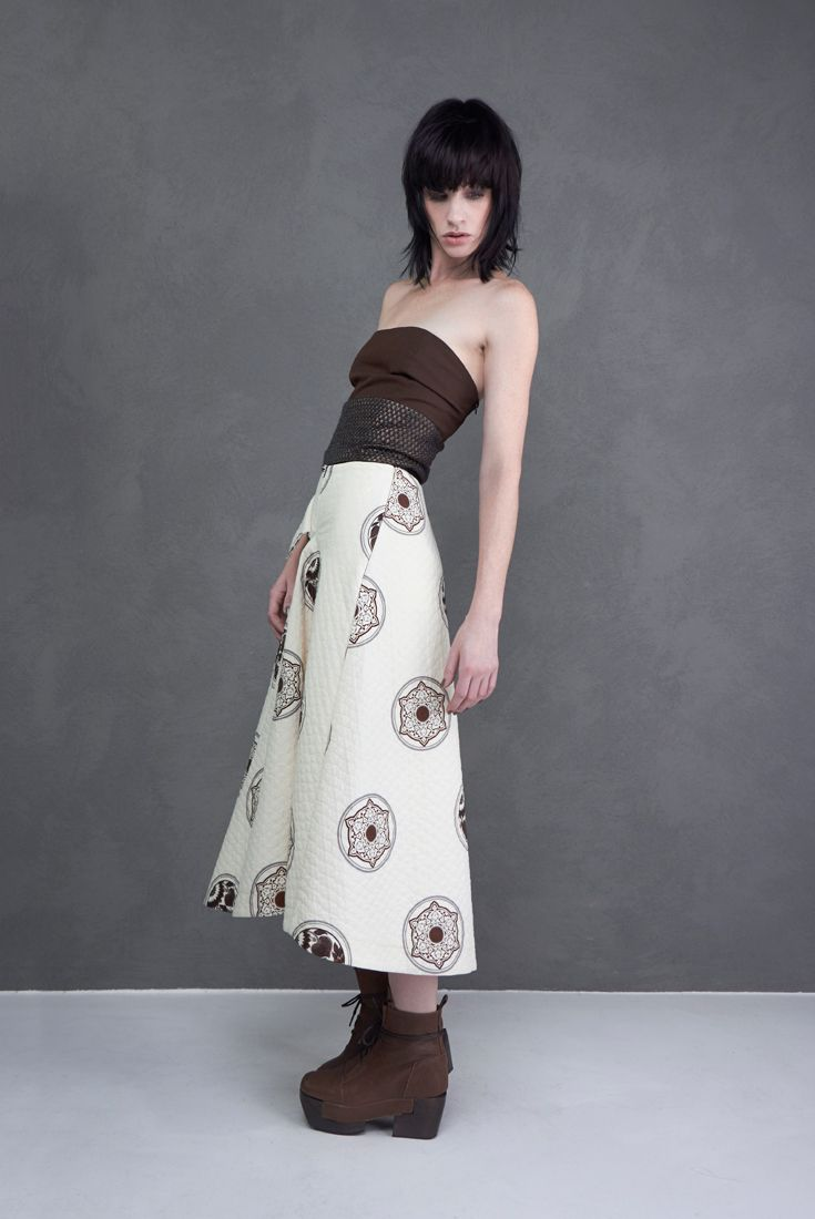 High waist skirt Malloni