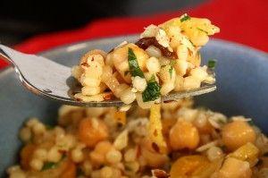Cous cous marocchino vegetariano - Ricette Bimby