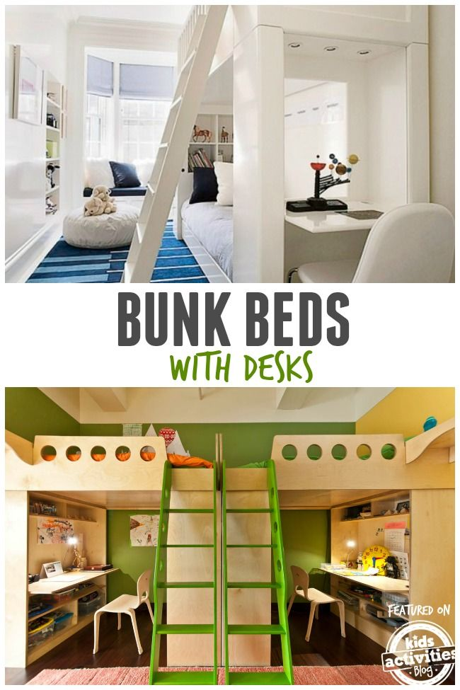 40 bunk bed ideas for kids rooms