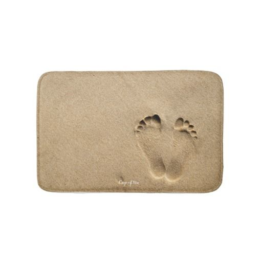 Sand beach BATH MAT by Cup of tea on Zazzle @zazzle #zazzle #bath #mat #bathroom #bed #bathe #home #decor #homedecor #fun #shop #shopping #blog #blogging #look #buy #sale #women #men #fashion #style #decorate #nice #cool #sweet #awesome #awesomeness #sand #beach #vacation #relax #peace #soothe #joy #relaxing