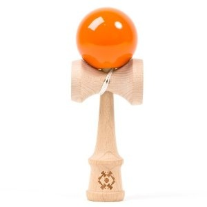 Tribute Kendama-Orange