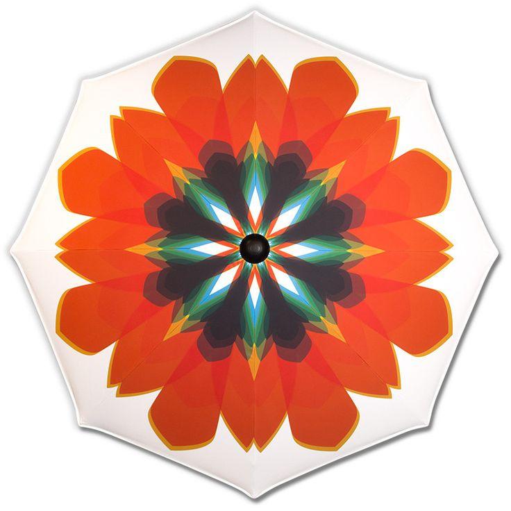| POPPY | Garden umbrella by Mills Parasols www.mills-parasols.com  #Poppy #flowers #blossom #parasols #sunumbrella #gardenumbrella #garden #gardendecor #decor