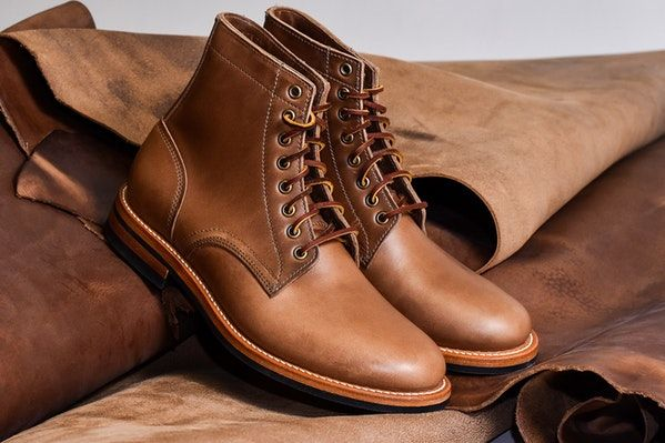 Massdrop exclusive price and reviews: Oak Street Bootmakers Trench Boot | 550+ Sold | The Trench Boot by Oak Street Bootmakers is a true classic, with its Horween Chromexcel upper, Goodyear-welt construction,...