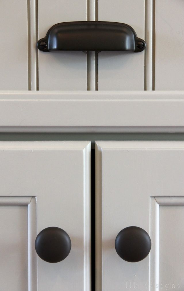 pulls and knobs (oil rubbed bronze...see previous pins for sources)