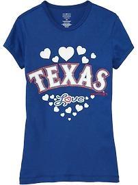 Superfan Nation: Texas Rangers MLB® | Old Navy