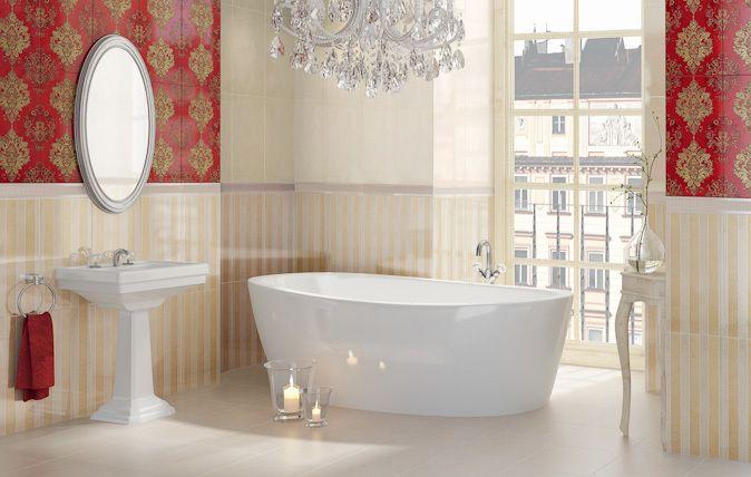 Aranżacja łazienki - Inspirio by Paradyż
