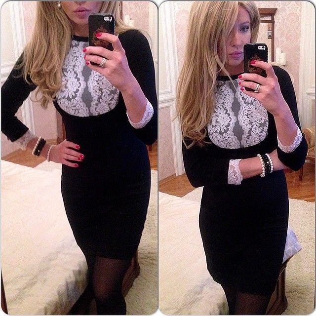 Хотите получить колоссальное количество комплиментов? Выбирайте правильное #платье!