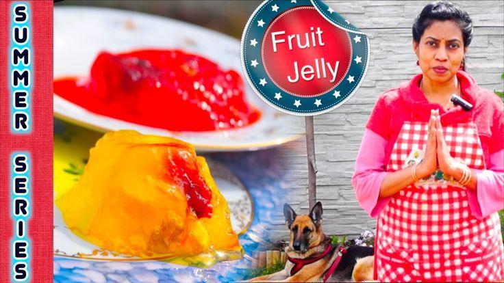 Mixed Fruit Jelly - Quick | Tasty | Easy