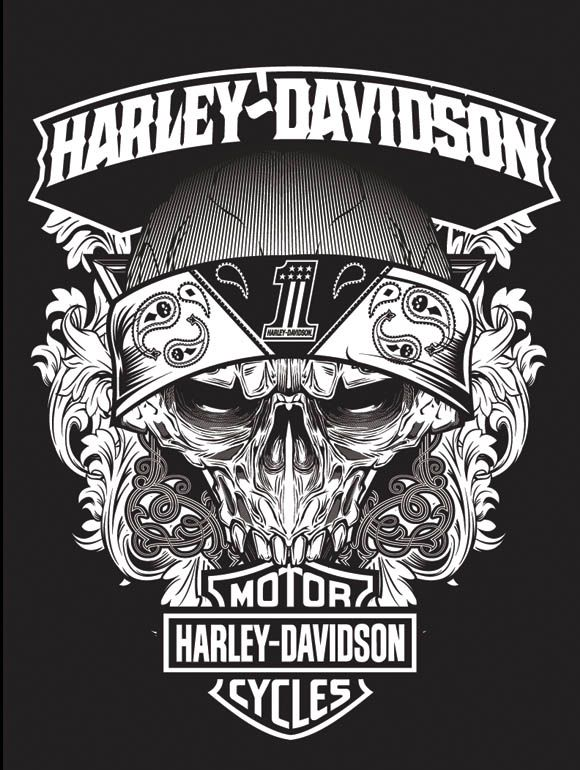 Harley Logos By Hydro74 badass harley Rebel Badass Pinterest Davidson And Cycling
