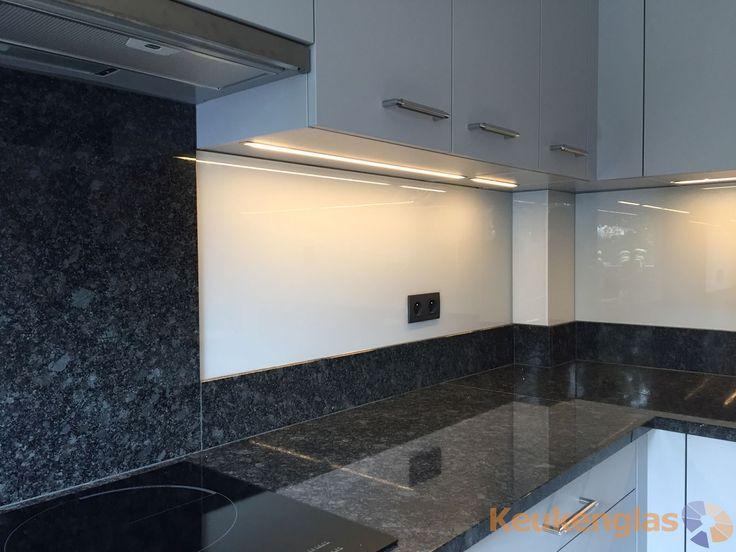 Över 1 000 bilder om neutrale kleur keuken achterwand   neutral ...