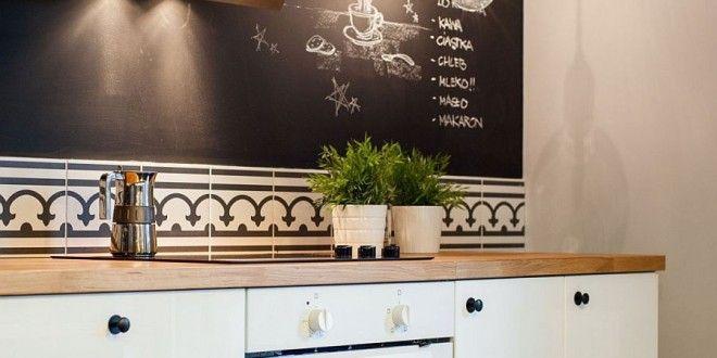 schwarze wu00e4nde als coole wand streich idee fu00fcr kleine - ideen für das wohnzimmer