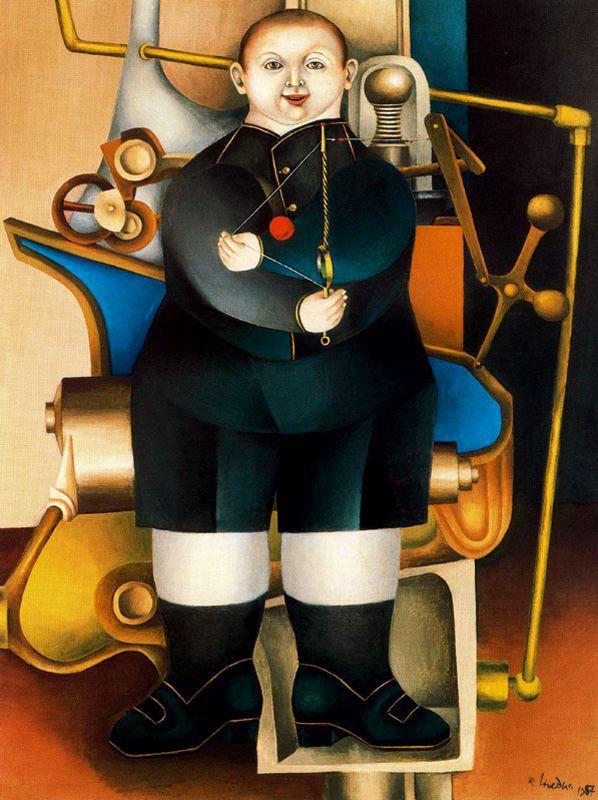 """""""Il neonato atomico""""  http://riccardodalferro.com/2014/11/07/il-neonato-atomico/ Immagine di #Lindner"""