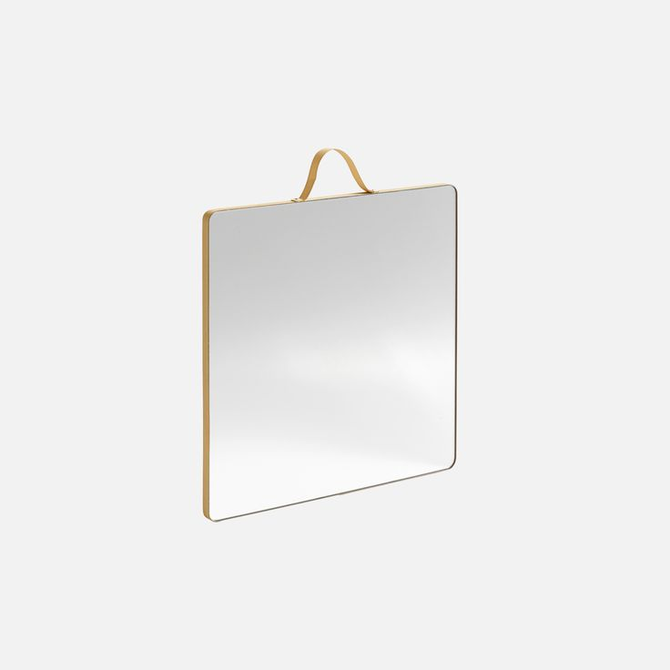 Ruban stort speil fra Hay. Design Inga Sempe | OsloDeco