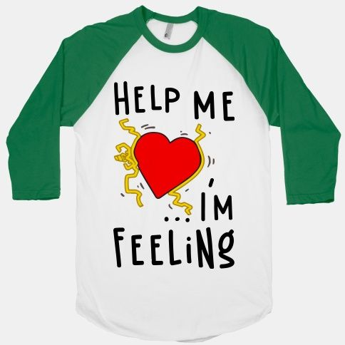 Help Me!! ... I'm... FEELING Dr. Suess' How The Grinch Stole Christmas festive movie quote shirt. THIS IS GENIUS!! <3