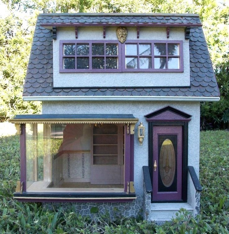 17 Best Images About Miniature Half Scale 1:24th On