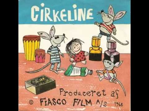 Cirkeline Bim Bam Busse. This is how you make great music for Children. From childrens program on danish television 1968