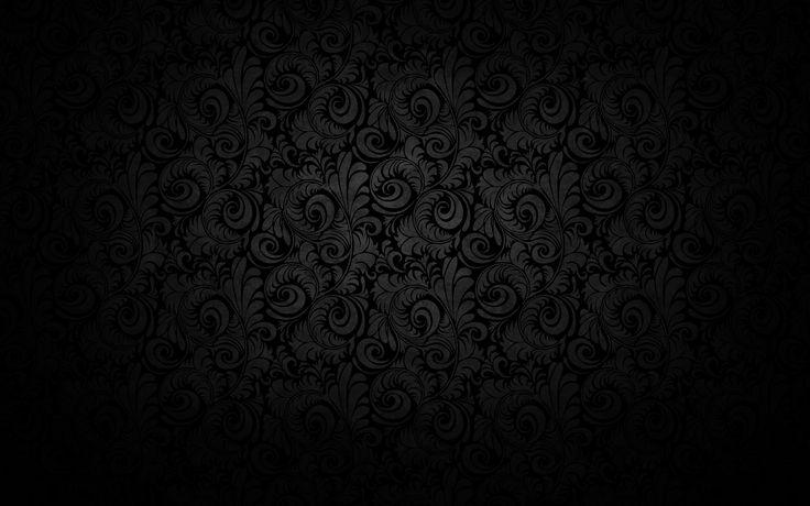 Stunning Black Wallpapers Dark For Your Desktop Hongkiat | Art Wallpapers |  Pinterest