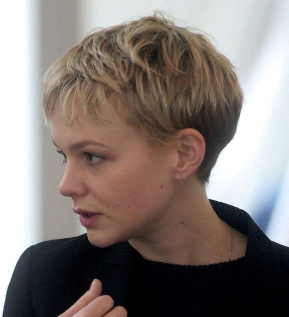 Very Short Layered Hairstyles Pictures | Layered Boy Cut for Women | Hairstyles Weekly