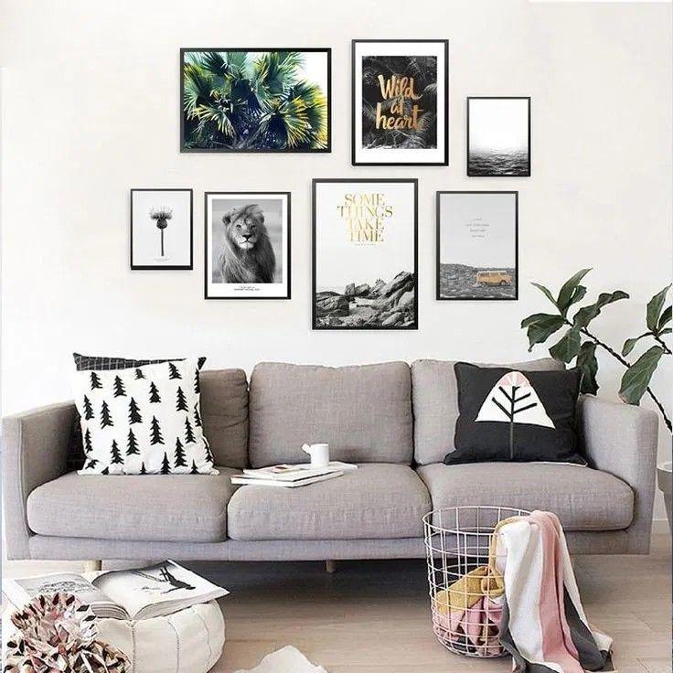 Pin Oleh Ebony Mercer Di Beautiful Living Spaces Ruangan Ruang Tamu