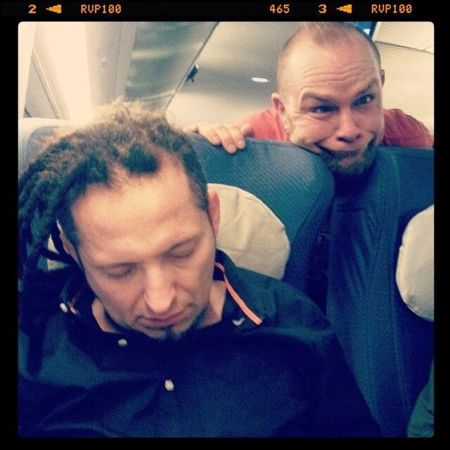 Zoltan and Ivan FFDP .... LOL!